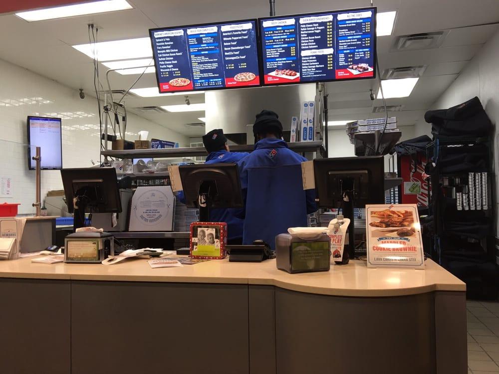 Domino's Pizza: 944 Edwards Ferry Rd NE, Leesburg, VA