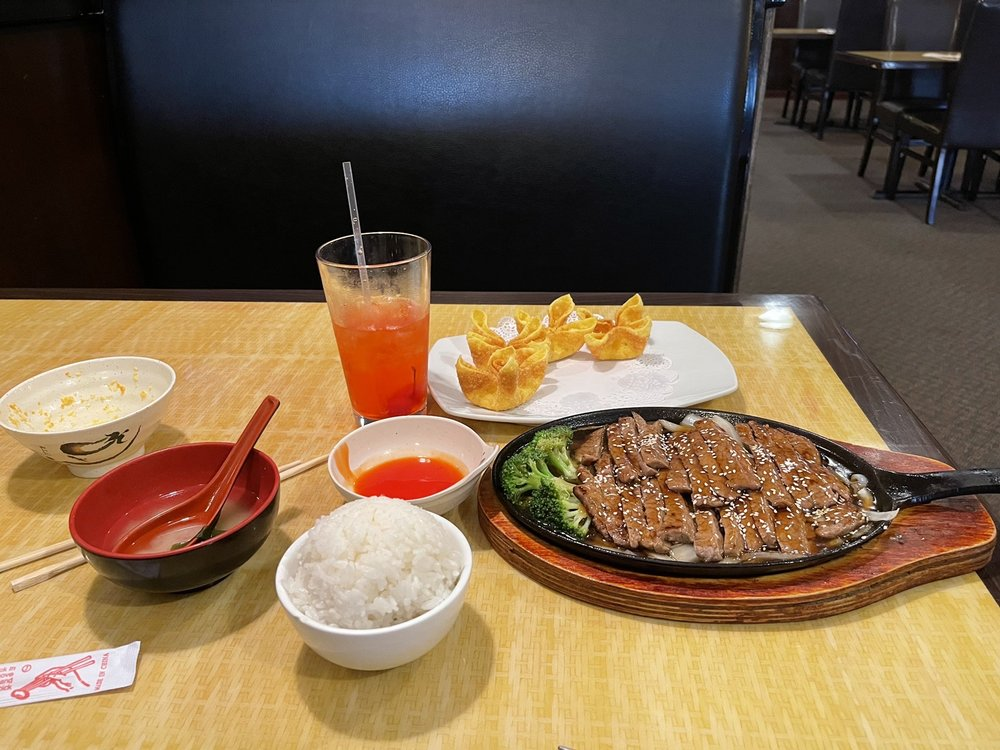 Nagoya Japanese Restaurant: 1637 N Central Ave, Marshfield, WI
