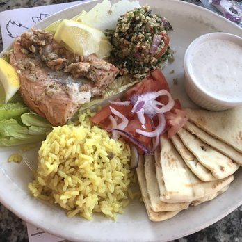 Greek Corner Cafe North County Carlsbad Ca