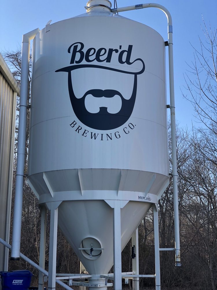 Beer'd Brewing The Silo: 225 Leonard Dr, Groton, CT