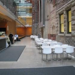 Photo Of B Espresso Bar Toronto On Canada Atrium