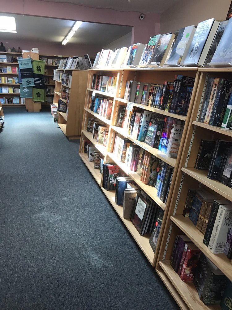 WinterRiver Books & Gallery: 170 2nd St SE, Bandon, OR