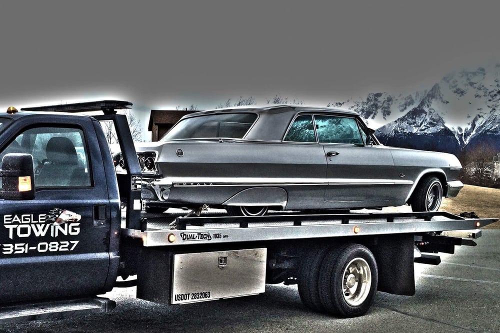 Eagle Towing: Anchorage, AK