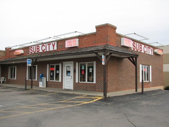 Sub City: 3045 Kimball Ave, Waterloo, IA