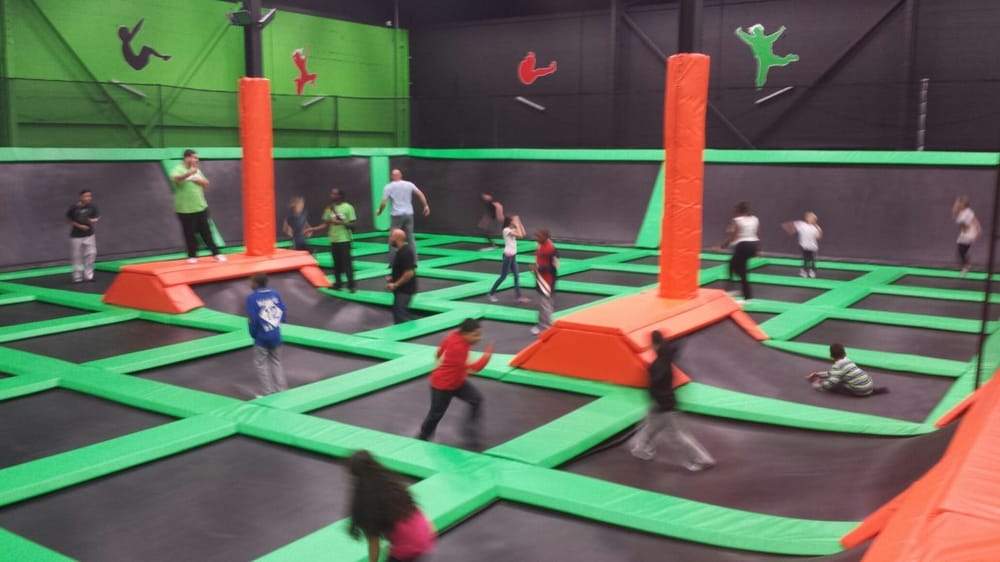 Launch Trampoline Park 10 Photos Amp 19 Reviews