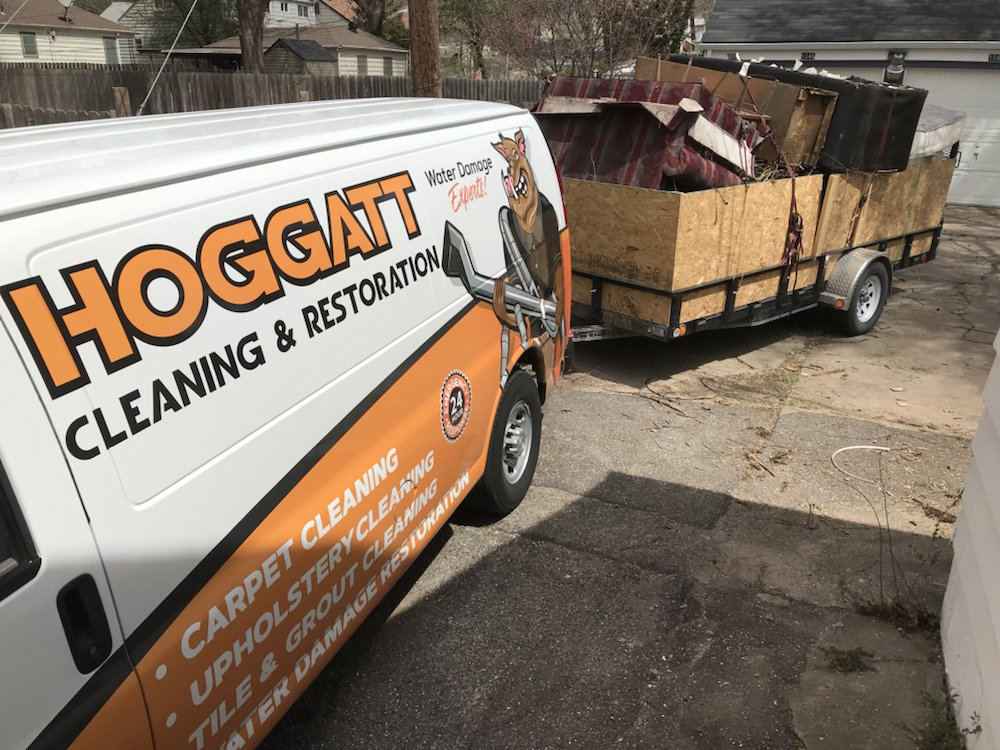 Hoggatt Cleaning & Restoration: 4859 N Homestead St, Bel Aire, KS