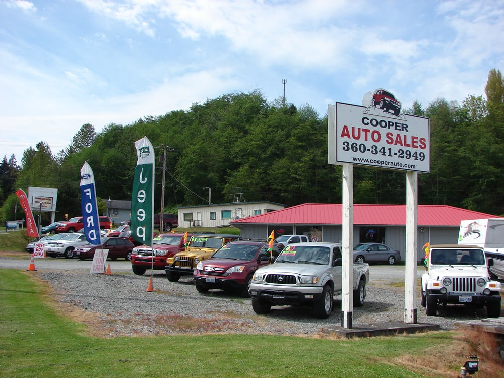 Cooper Auto Sales and Rentals 汽車租賃 9158 State Rt 525