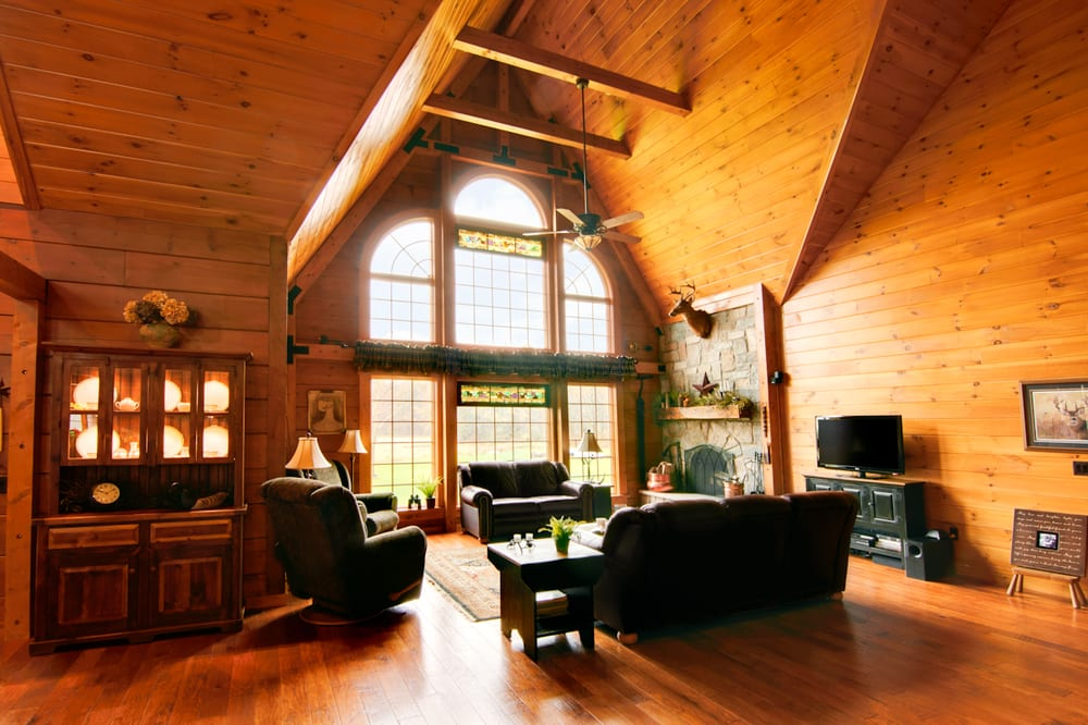 Photos For Kuhns Bros Log Homes Inc Yelp