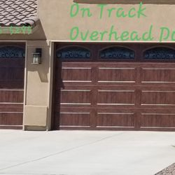 On Track Overhead Doors Garage Door Services 2862 S Avenue B