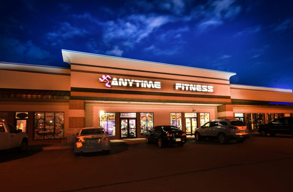 Anytime Fitness: 3750 32nd Ave S, Grand Forks, ND