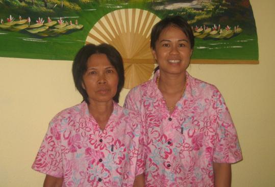 Thai massage in kiel