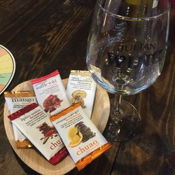19 New Chocolate Wine Pairing Chart