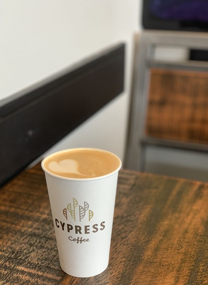 Cypress Coffee: 3080 148th Ave SE, Bellevue, WA