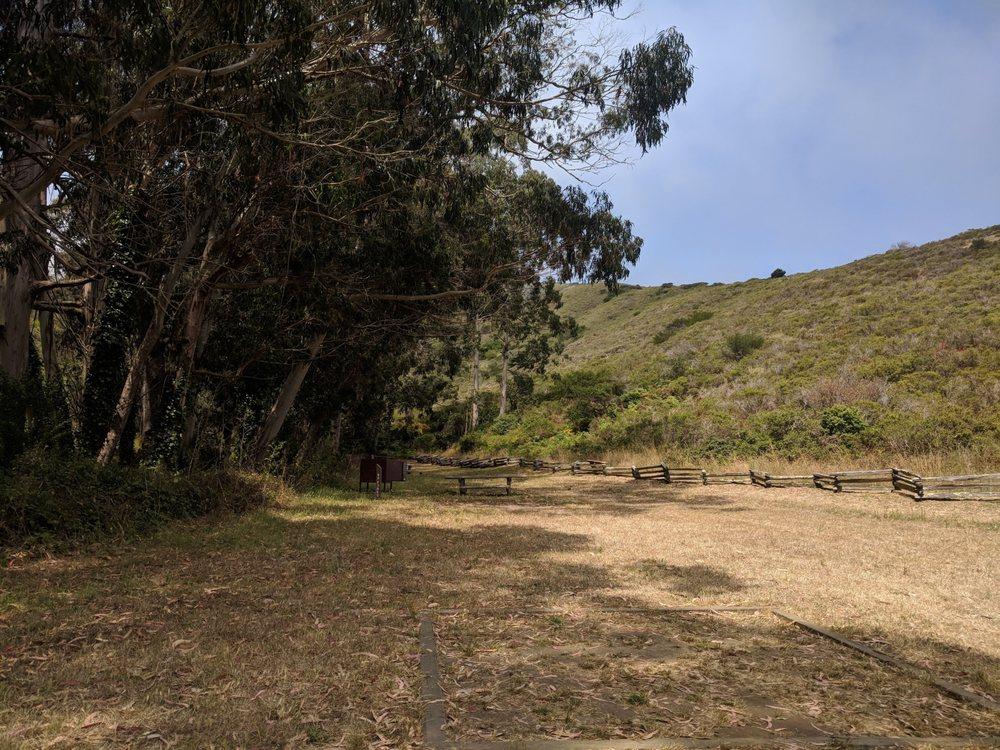 Haypress Campsite