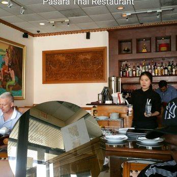 Pasara Thai Restaurant Alexandria Va Menu