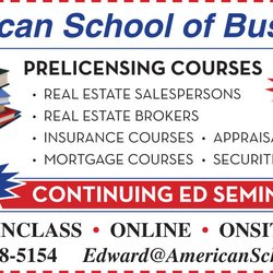 American School Of Business Essex Specialty Schools 149 Main