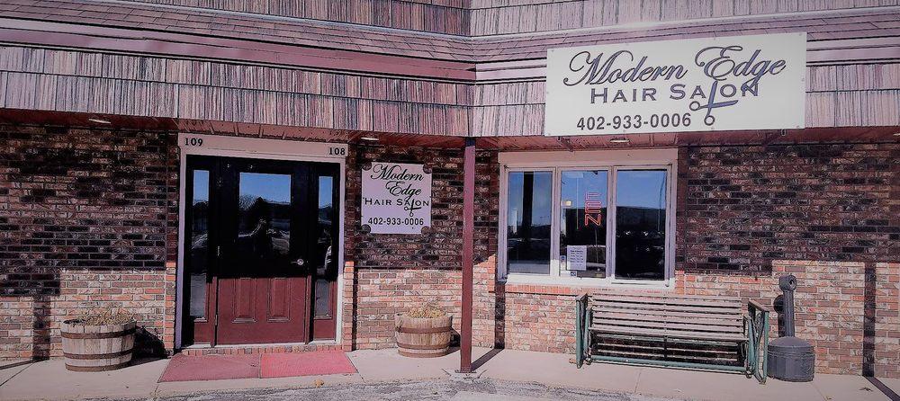 Modern Edge Hair Salon: 108 Cort Plz, Gretna, NE