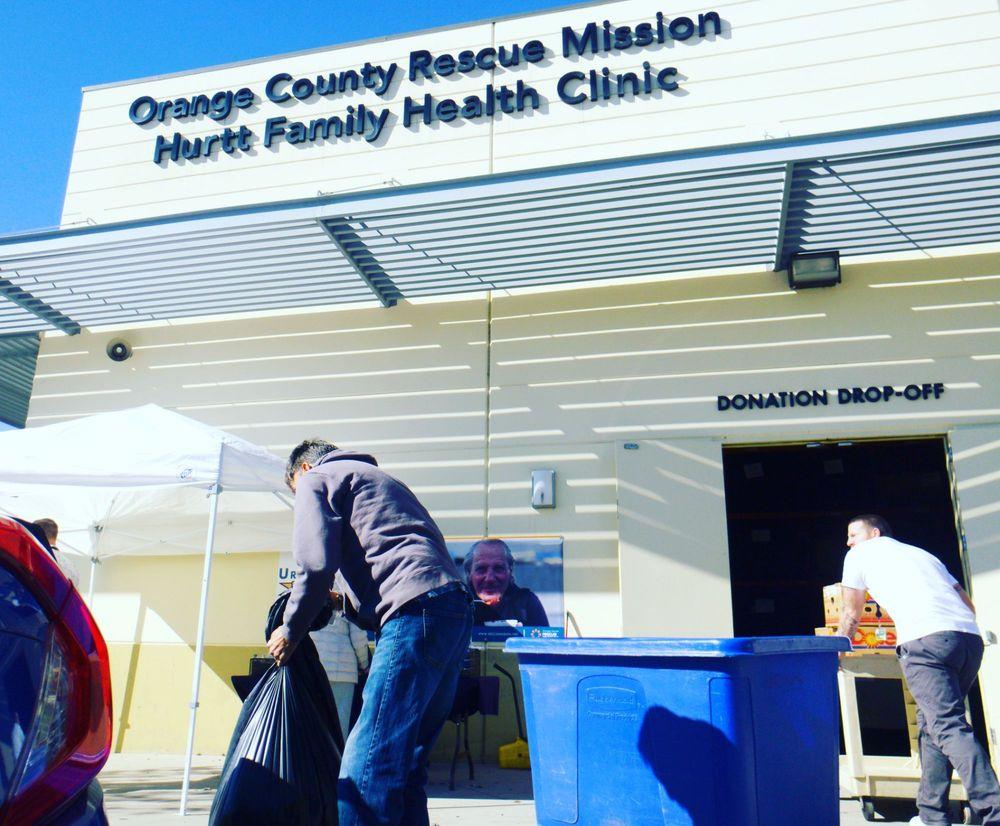 Orange County Rescue Mission: 1 Hope Dr, Tustin, CA