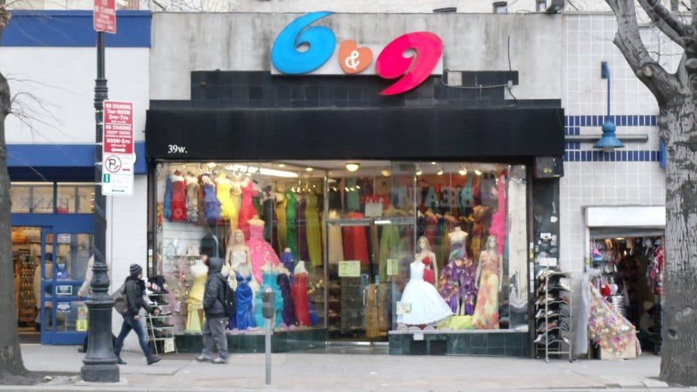 6 & 9 Fashion: 39 W Fordham Rd, Bronx, NY