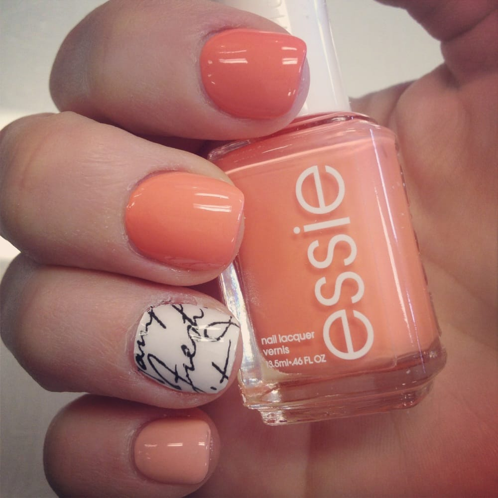 Nails by Linda! In love with blush ombré! - Yelp