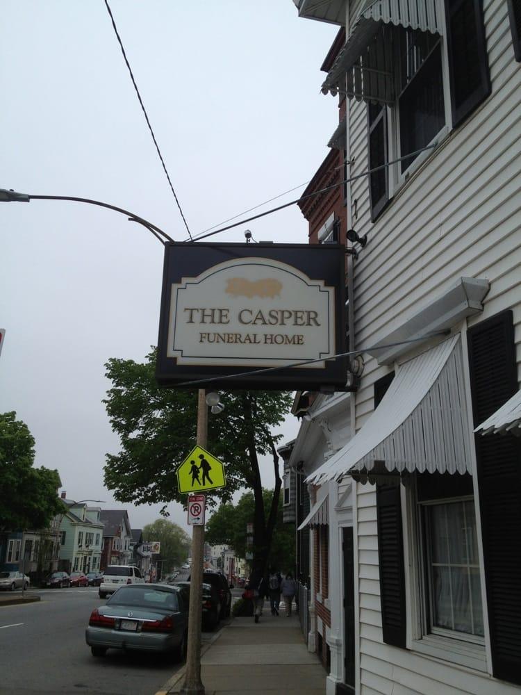 Casper Funeral & Cremation Services: 187 Dorchester St, Boston, MA