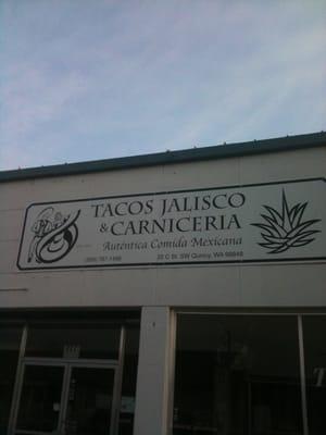 Tacos Jalisco 22 C St Sw Quincy Wa Restaurants Mapquest