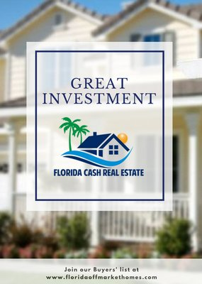 Florida Cash Real Estate - Contact Agent - Real Estate