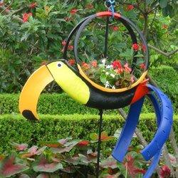 Photo Of Bloom Garden Shop   Tampa, FL, United States. Beautiful Tire Bird