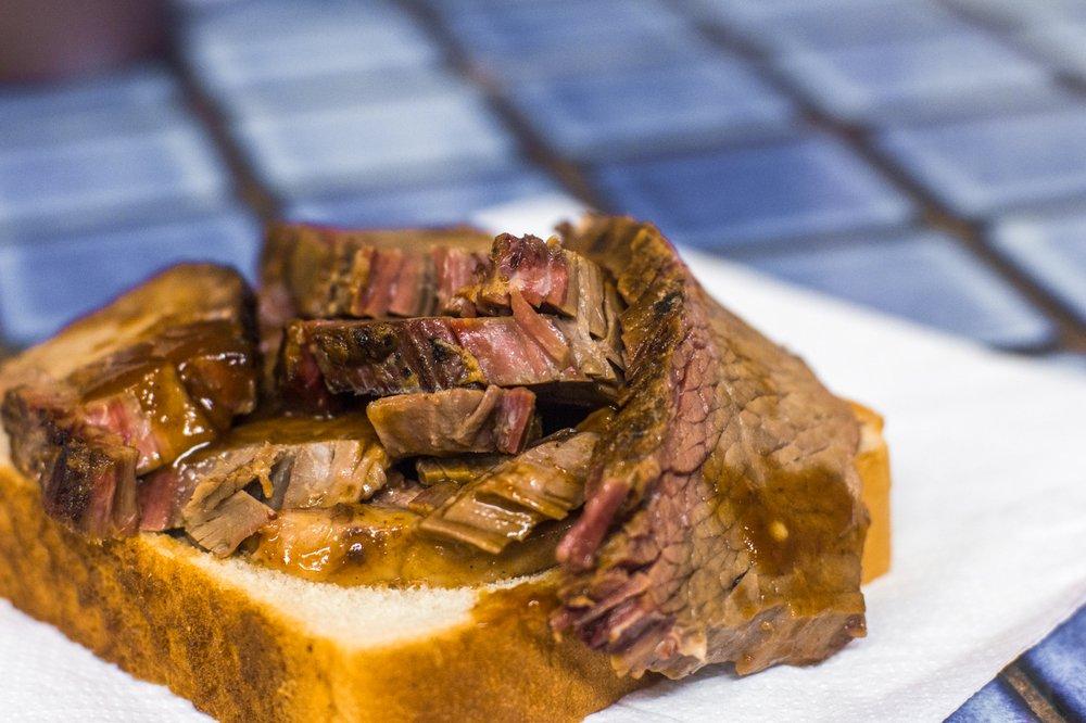 Klemke's BBQ Joint: 1400 S 9th St, Slaton, TX