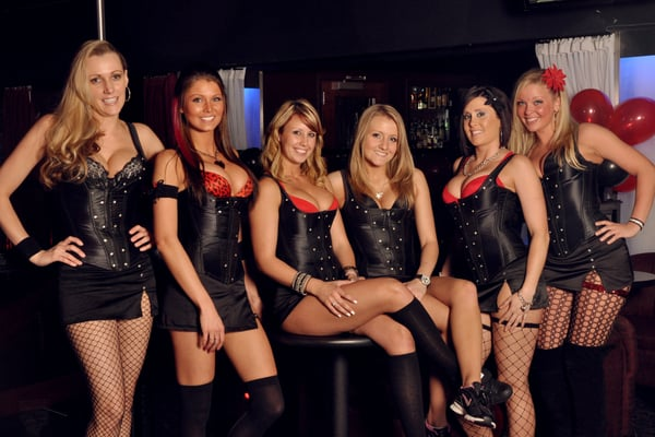Full contact strip clubs montreal
