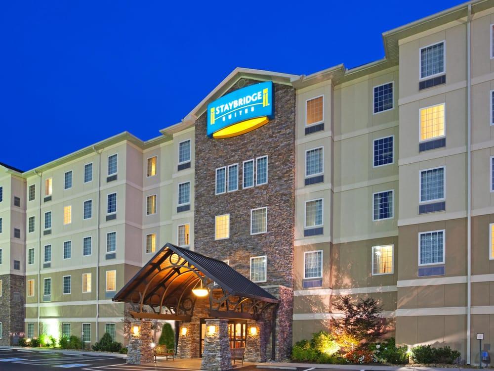 Staybridge Suites Knoxville Oak Ridge: 420 Illinois Ave, Oak Ridge, TN