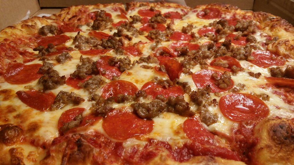 S K Pizza & Subs: 1349 Generals Hwy, Crownsville, MD