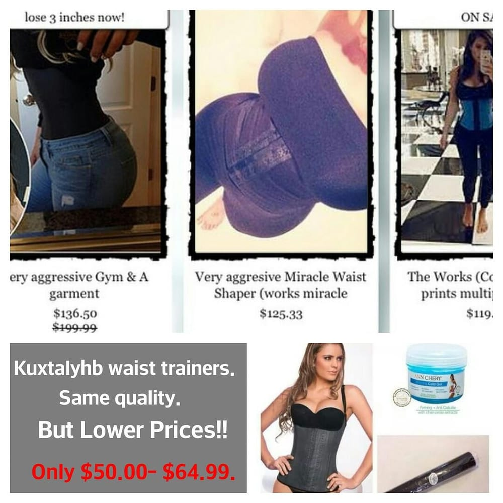 36beb7616a When I put on the waist trainer it instantly takes off 3 in. You get a  great shape and its surprisingly comfortable - Yelp