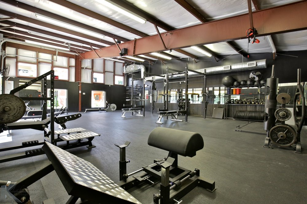 Social Spots from Firehouse Fitness