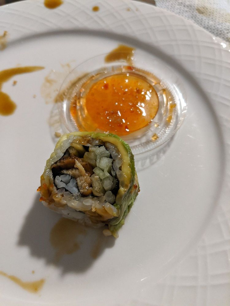 Sushi Cafe: 7750 Harkness Ave S, Cottage Grove, MN