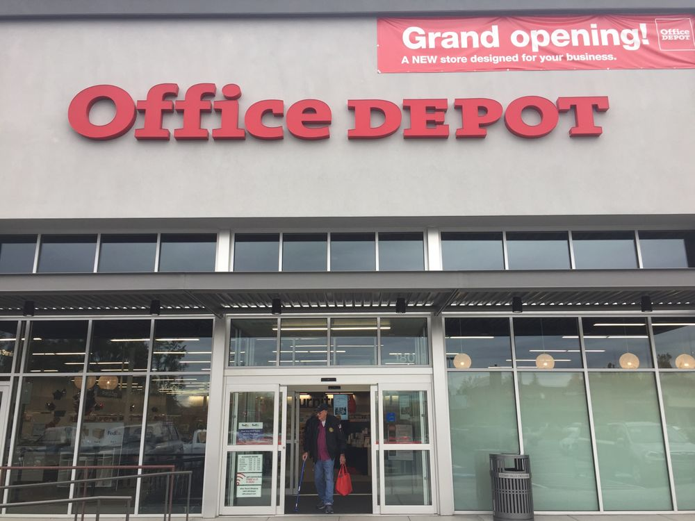 Office Depot: 3485 SW Cedar Hills Blvd, Beaverton, OR