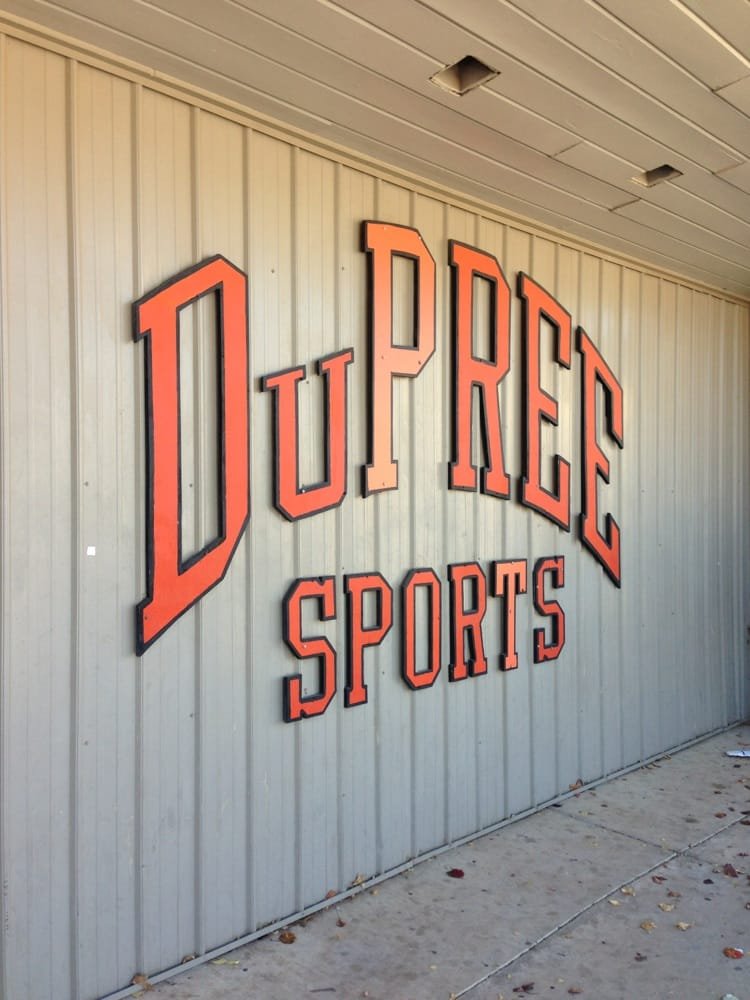 DuPree Sports & Screenprinting: 316 S Washington St, Stillwater, OK