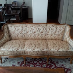Photo Of The Furniture Doctor San Go Ca United States Sofa After