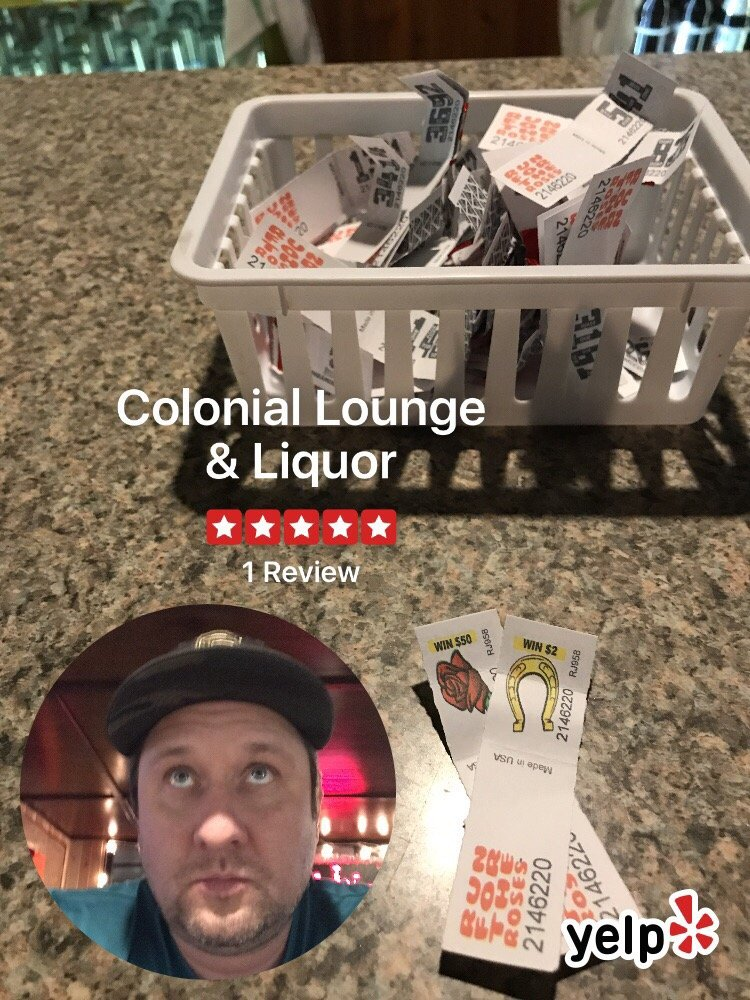 Colonial Lounge & Liquor: 4631 Memorial Hwy, Mandan, ND