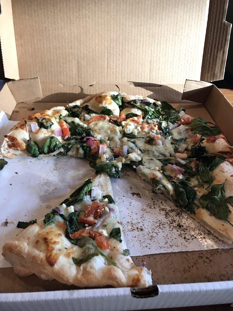 Pauls Pizza Den: 204 N Wilson Ave, Birchwood, WI