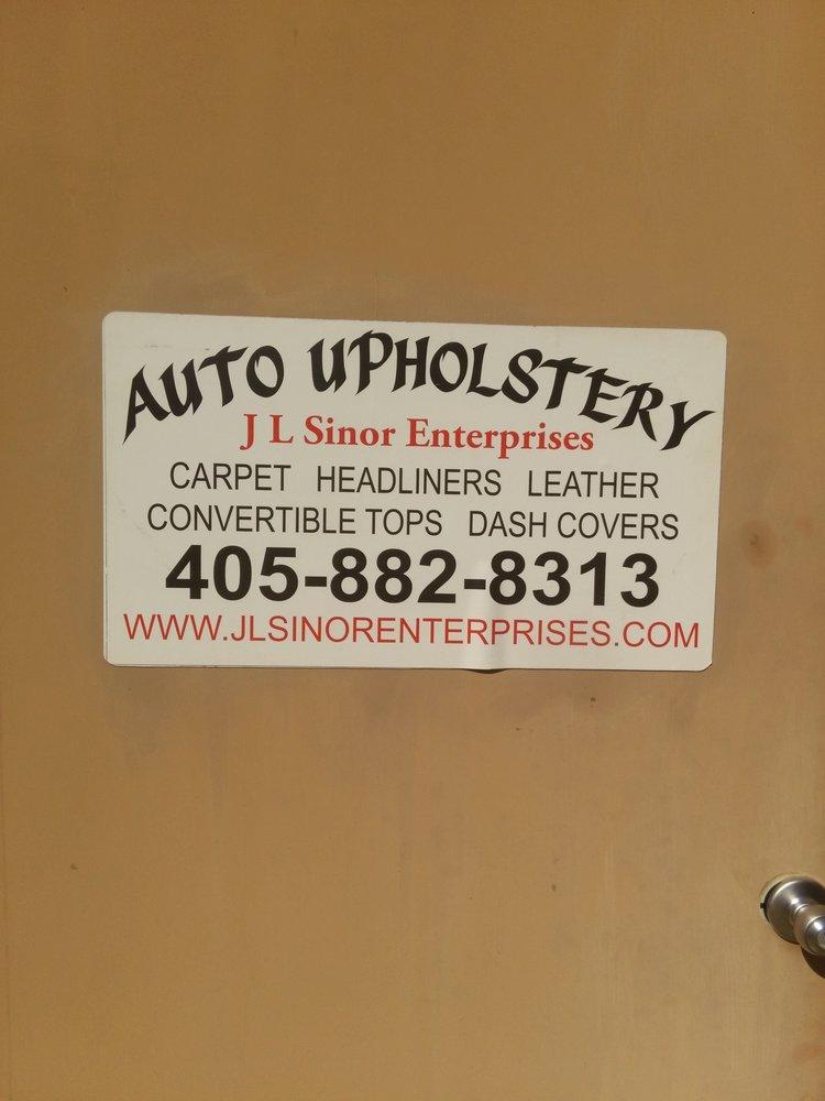 J L Sinor Enterprises: 1115 N Holly Ave, Oklahoma City, OK