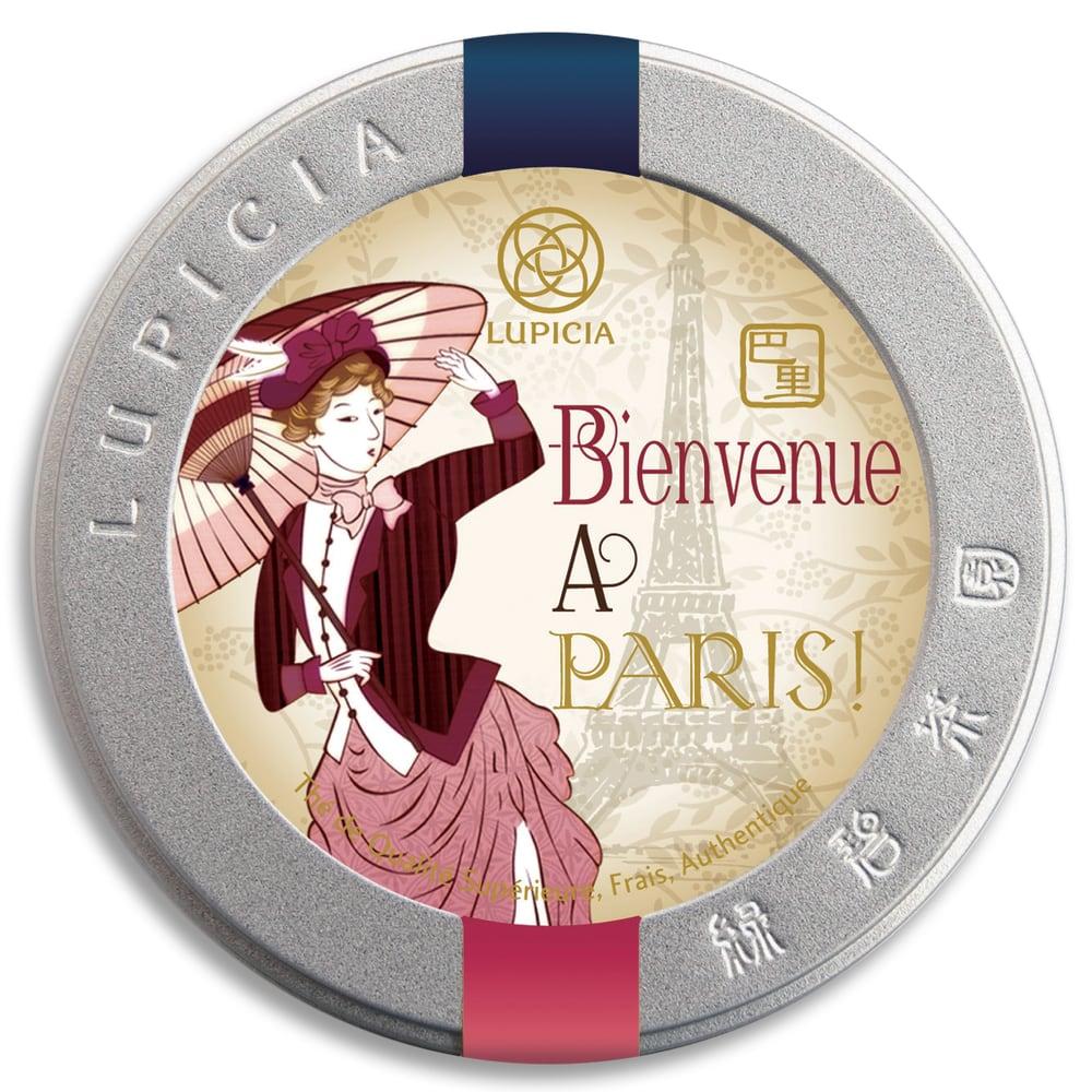 Photo de Lupicia - Paris, France. Thé en édition limitée disponible exclusivement dans notre boutique
