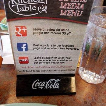 photo of kitchen table cafe evergreen place vancouver wa united states - Kitchen Table Review