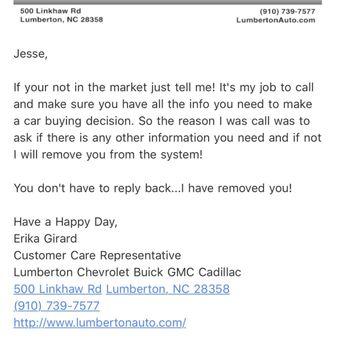Lumberton Chevrolet Buick Gmc Cadillac 17 Photos Car