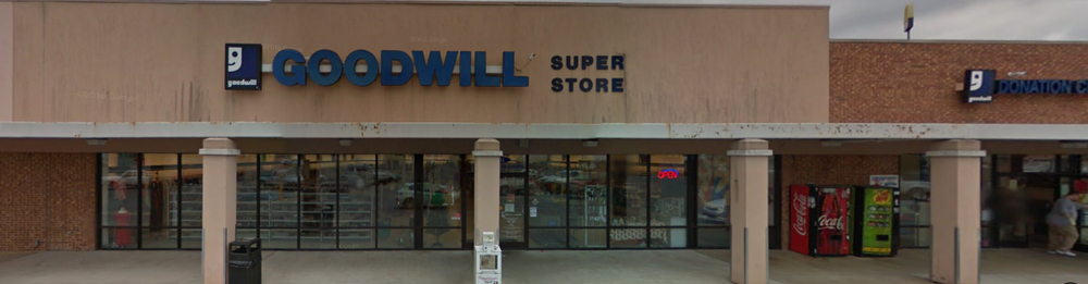 Goodwill Store - Manchester: 2161 Hillsboro Blvd, Manchester, TN