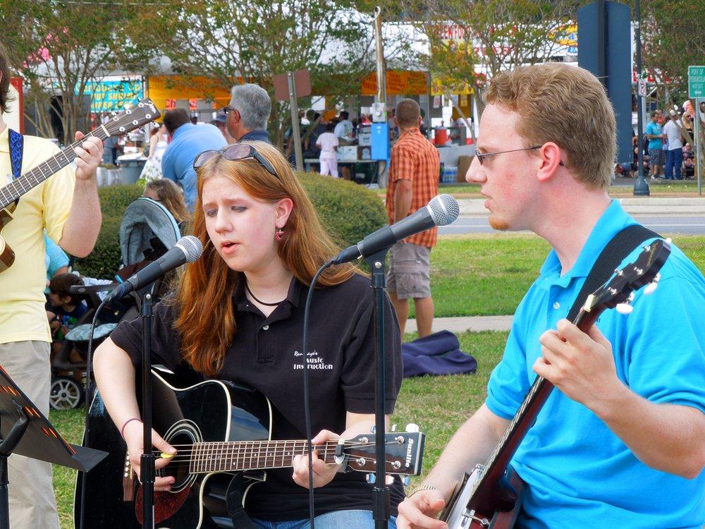 Ron Kaye's Music Instruction: 4696 Kimberly Dr, Pensacola, FL