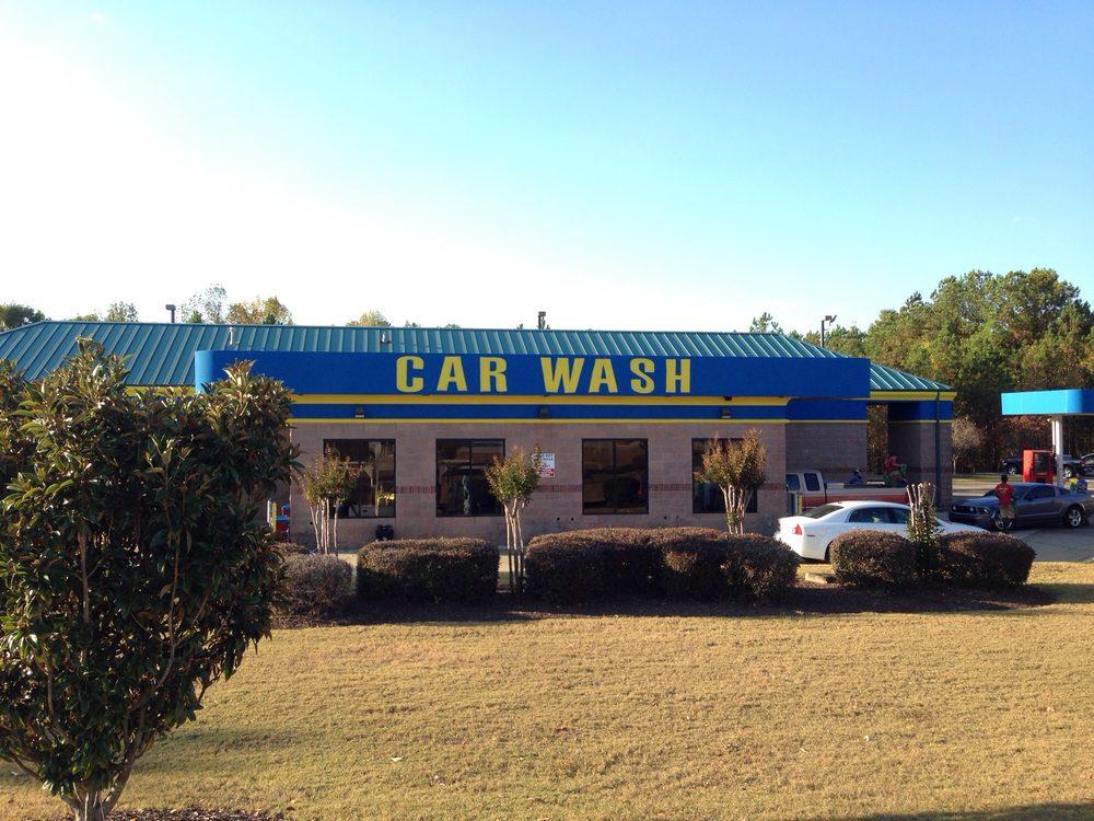Drive And Shine Car Wash Newnan Ga