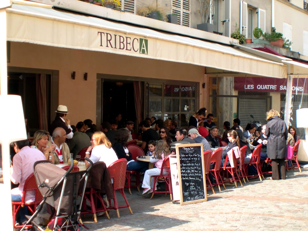 Tribeca Paris Restaurant Rue Cler