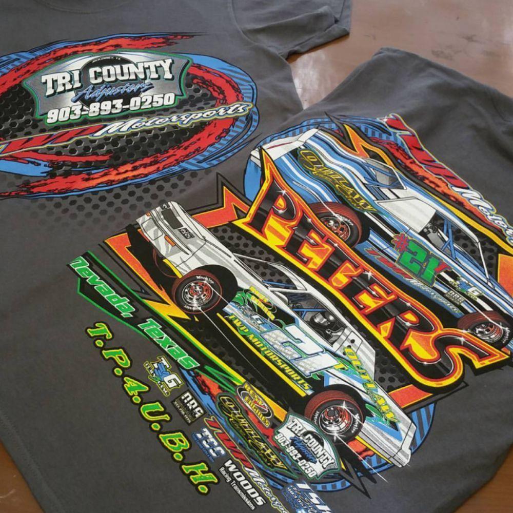 Eightysixxxed Sports Tshirt Printing