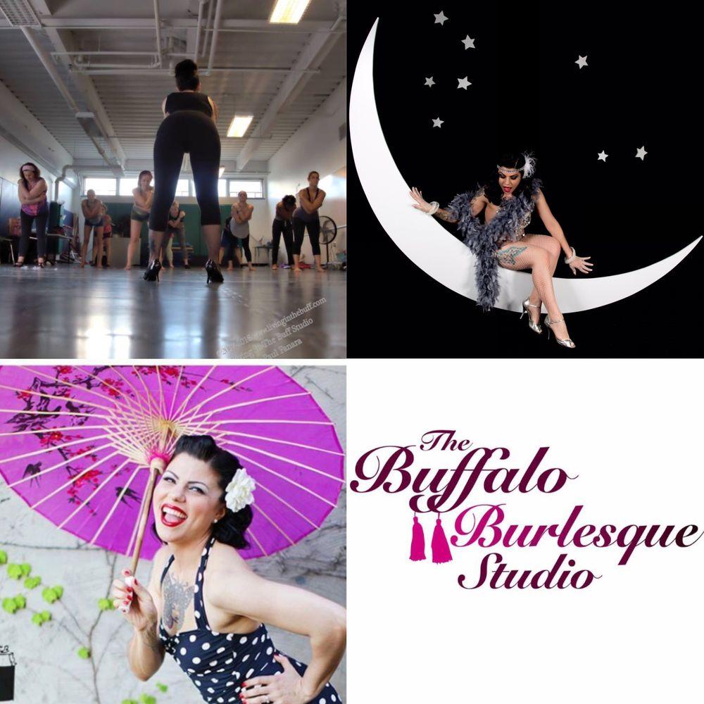 The Buffalo Burlesque Studio: 14 North St, Buffalo, NY